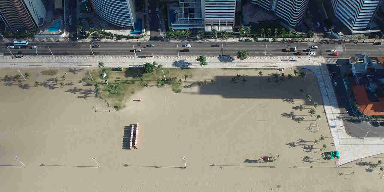 praia em fortaleza ceara