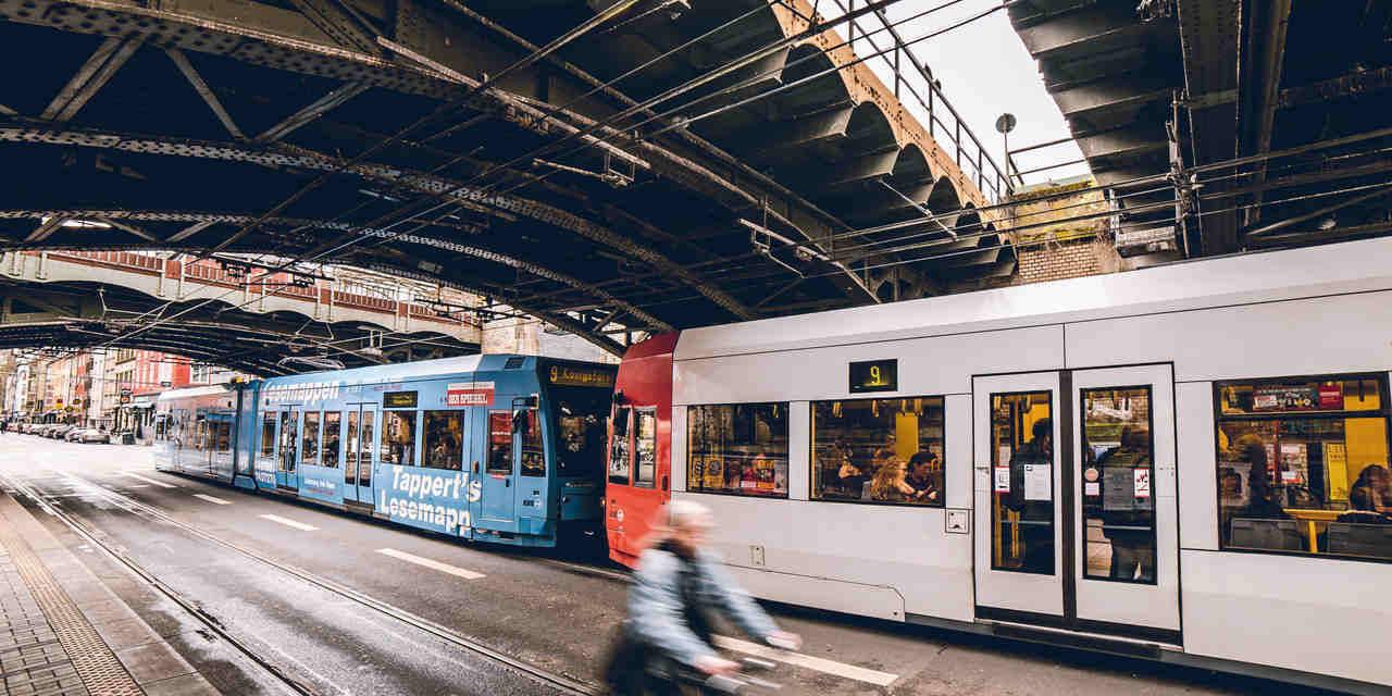 integração de transporte público