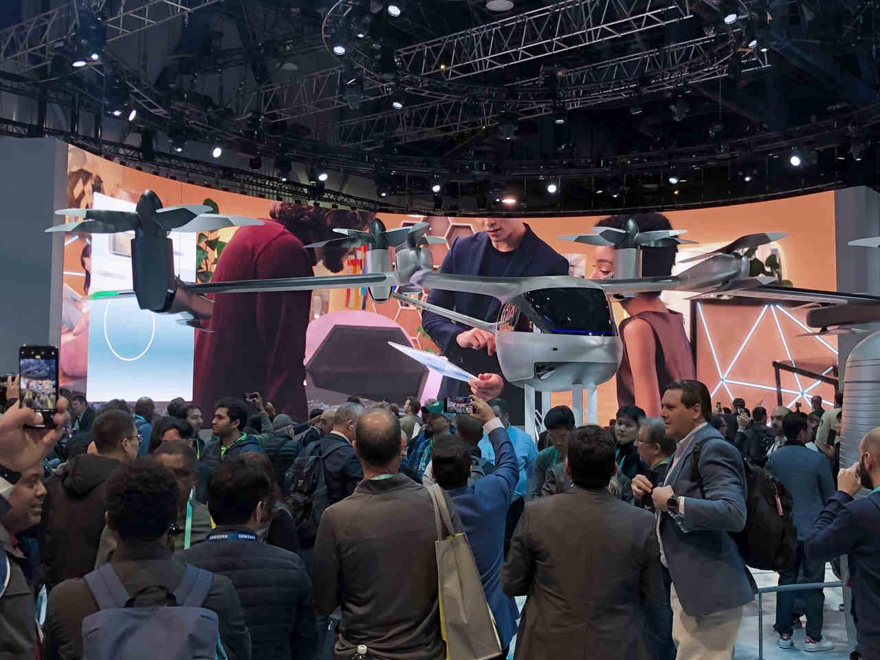 feira tecnologia mobilidade ces 2020 las vegas