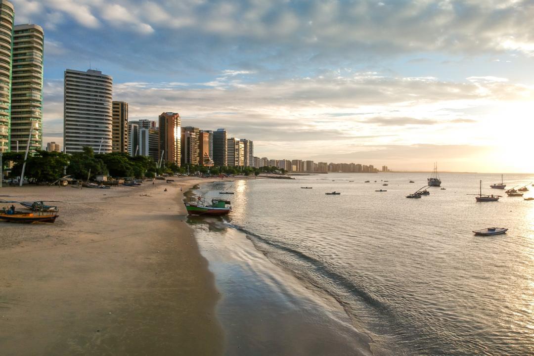 praia fortaleza ceara