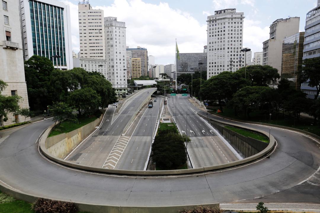 avenida nove de julho sao paulo