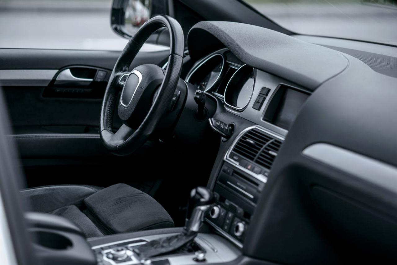 interior do carro cambio automatico manual ou cvt