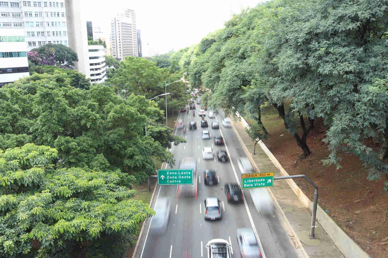 avenida 23 de maio sao paulo