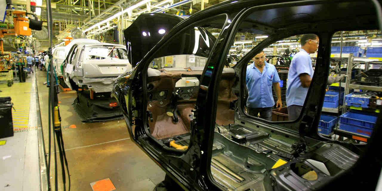 chao de fabrica ford brasil