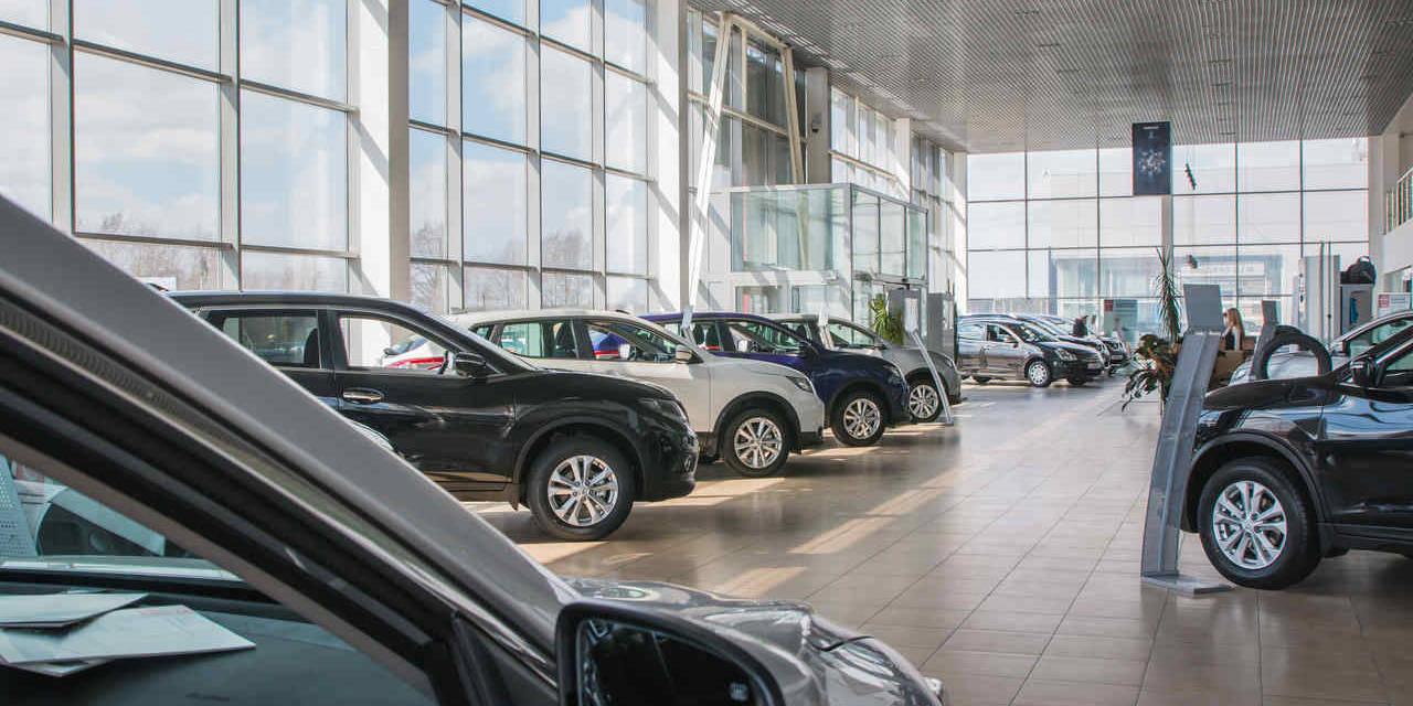 loja de carros novos e seminovos