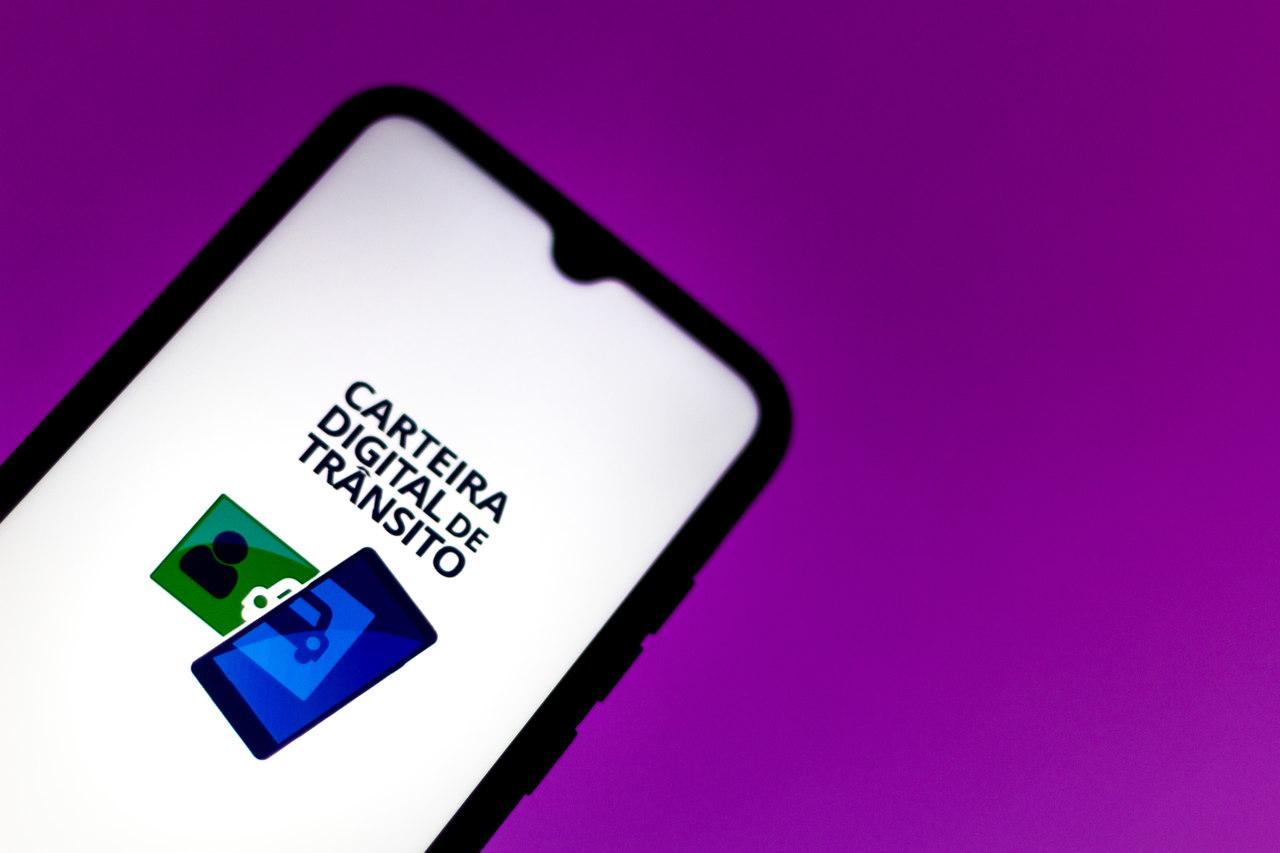 carteira digital de transito