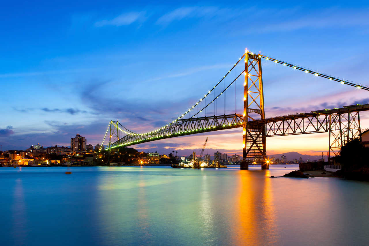 ponte estreito florianopolis santa catarina