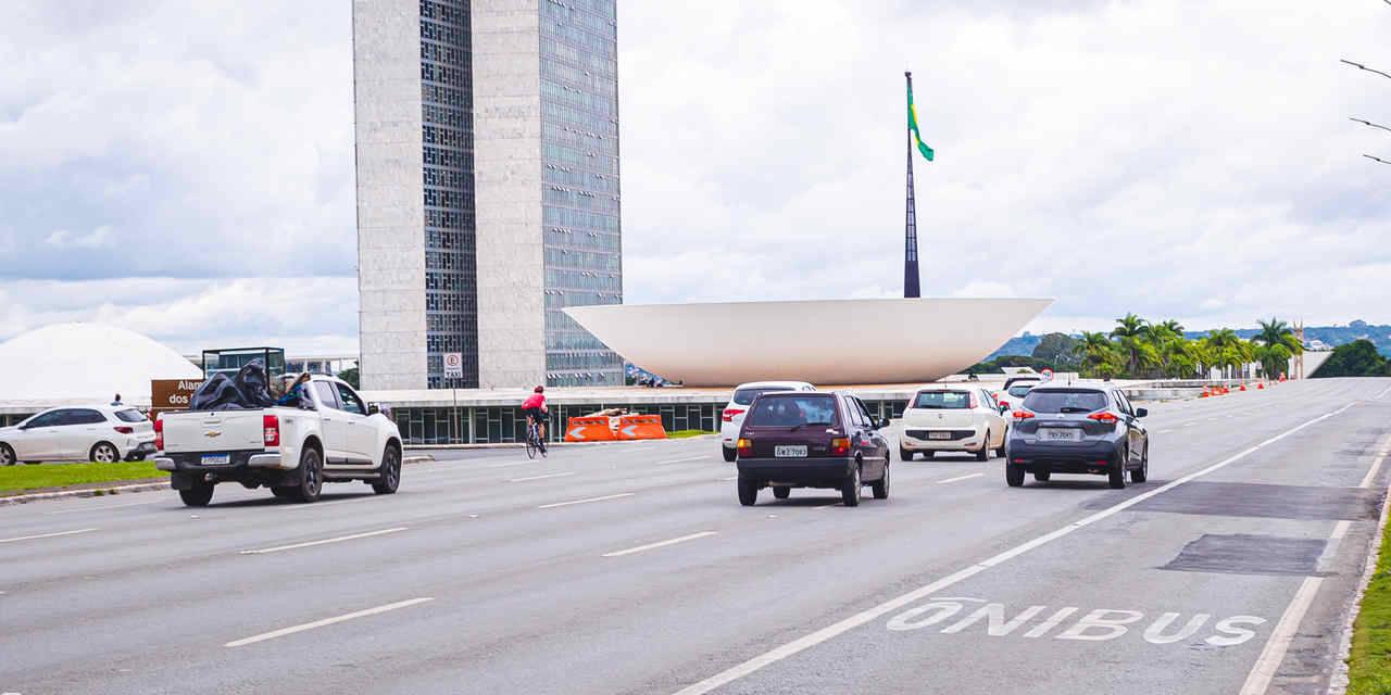 transito em brasilia no distrito federal