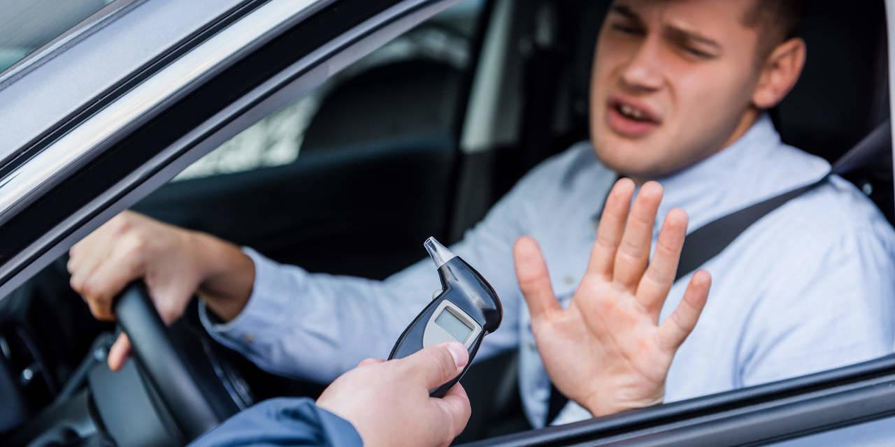 motorista recusa bafômetro